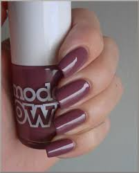the polished perfectionist models own purple ash