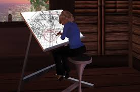 Drafting Table And Chair Set Best Drafting Table Chair Design Ideas And Decor