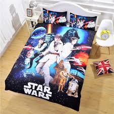 Star Wars Comforter Queen Flash Sale Star Wars Bedding The Force Awakens 3d Unique Design