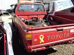 toyota truck parts for sale 1985 toyota up truck regular cab standard model 2 4l