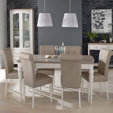 cookes collection geneva dining table and 6 chairs dining sets