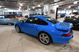 porsche riviera blue paint code 911 turbo 993