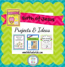 bible fun for kids birth of jesus