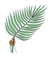 palm sunday coloring pages activities crafts clipart costumes