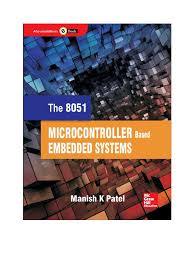 the 8051 microcontroller based embedded systems analog to
