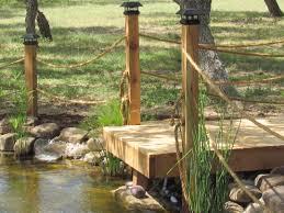 koi pond dock goproponds the pond doctor