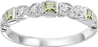 make mothers rings images Loveables peridot diamond ring charleston sc jewelry store jpg
