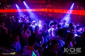 k che last friday we had a house at k che vip club