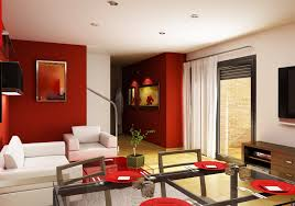 red living room set red living room ideas photograph window glass red modern sofa