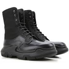mens fashion shoes prada boots black shoes mens outdoor sports