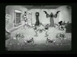 pictures of cartoon haunted houses mickey mouse haunted house 1929 youtube