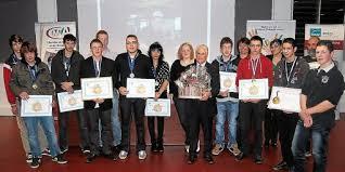 les jeunes apprentis honorés par la chambre de métiers