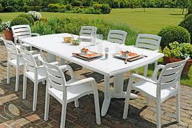 table salon de jardin leclerc table de jardin leclerc table jardin rallonge maisondours