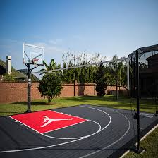 basketball courts with lights near me sport court products home basketball courts backyard putting
