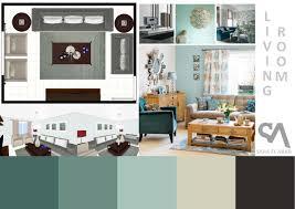 living room sample board iasara