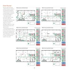 Fire Evacuation Floor Plan Graduate Thesis Project U2014 Natalie A Pyzik