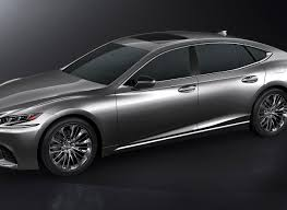 lexus coupe black lexus re imagines flagship ls sedan gottagged