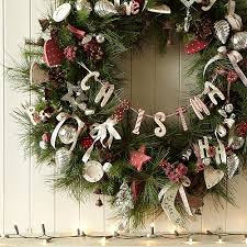 Shabby Chic Christmas Tree by Chic Christmas Decorations