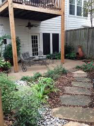 Backyard Patio Landscaping Ideas Triyae Com U003d Townhouse Backyard Patio Designs Various Design