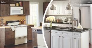 ideas to refinish kitchen cabinets kitchen cabinet refacing refinishing ideas the kitchen