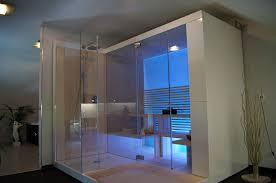 sauna im badezimmer ein haus weberhaus