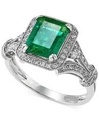 rings emerald images Emerald rings shop emerald rings macy 39 s 5,0&a