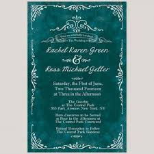 teal wedding invitations wedding invitations the roche shop