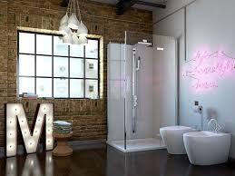 loft bathrooms get the new york loft look bathroom inspiration