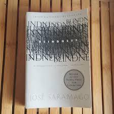 Blindness By Jose Saramago Definitely30 U0027s Library Definitely30