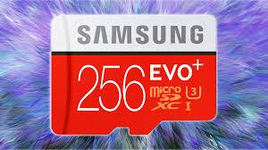 Memory Card Samsung 256gb samsung unveils the world s highest capacity microsd card techradar