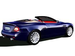zagato maserati aston martin zagato vanquish roadster concept 2004 pictures
