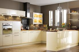 Kitchen Design B Q It Gloss Slab Kitchen Ranges Kitchen Rooms Diy At