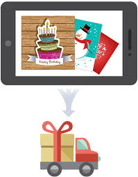 post e cards to facebook this christmas with dontsendmeacard com