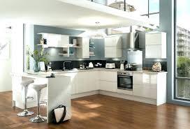 poign馥 de porte pour meuble de cuisine meuble cuisine sans poign馥 100 images poign馥 inox cuisine