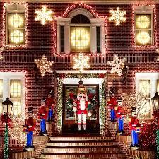 Outdoor Christmas Lights Sale 103 Best Crazy Christmas Lights Images On Pinterest Christmas