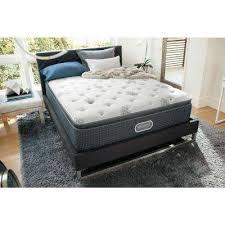 beautyrest silver mattresses bedroom furniture the home depot