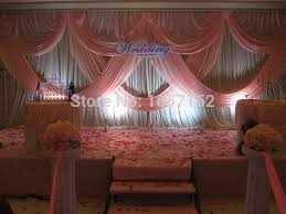 wholesale wedding supplies wedding stage decoration materials stage decoration wedding