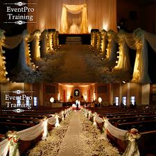 What Is The Meaning Of Drape All About Wedding And Event Draping Fabric 40 Denier Satin