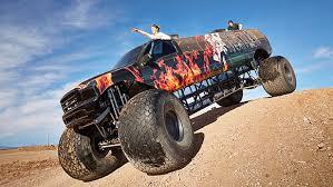 monster truck video for video 9 8 metre long monster truck storms into guinness world