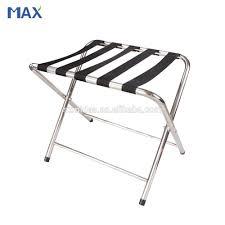 White Bedroom Luggage Rack With Shelf Hotel Luggage Stool Hotel Luggage Stool Suppliers And