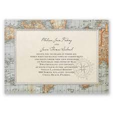 wedding reception invites map wedding invitations reduxsquad com