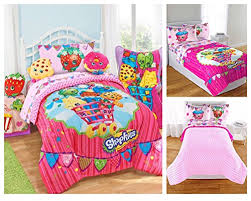 Twin Size Bed In A Bag Shopkins Kids 5 Piece Bed In A Bag Twin Size Bedding Set