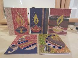 homemade diwali cards how to guide the asian fashion journal