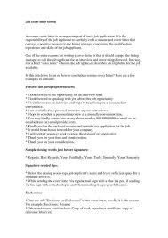 download cover letter email example haadyaooverbayresort com rap