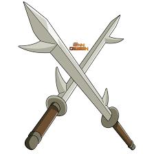 seven legendary swords