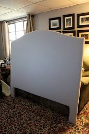 Headboard With Slipcover Best 25 Cloth Headboard Ideas On Pinterest Nail Head Nailhead