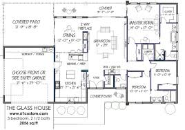 contemporary plan free modern residential house plans homes zone