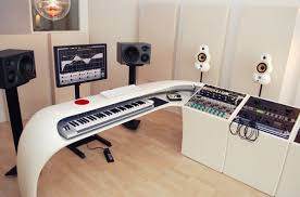 Studio Desk Diy Home Recording Studio Desk Amazing Home Studio Desk Design Home