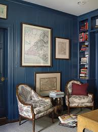 dining room paneling navy blue paint benjamin moore colors painted wood paneling haammss