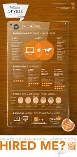 Best Visual Resume Site by 52 Best Resumes Images On Pinterest